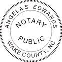 North Carolina Notary Embosser North Carolina Notary Public Seal North Carolina Notary Embossing Seal North Carolina State Notary Public Notary Public Embossing Seal Notary Public Seal