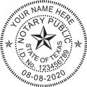 Texas Notary Embosser