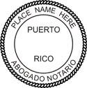 Puerto Rico Notary Embosser Puerto Rico Notary Public