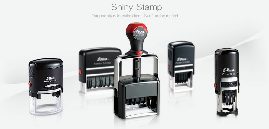 Most Popular Size Self Inking Stamps
