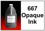 667 Opaque Ink