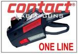 Contact Price Marking Gun, Premium One Line Labeler