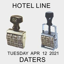 Hotel Line Daters