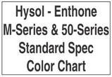 Enthone Ink Standard Colors