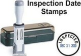 Inspection Date Stamps