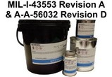 Qualified Inks A-A-56032D MIL-I-43553A