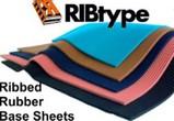 Ribbed Rubber Base Sheets