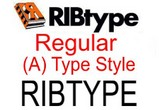 RIBtype REGULAR (A) RIBtype