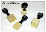 UV Rubber Stamps
