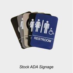 ADA Stock Signs