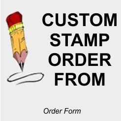 Stamp Order Form