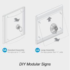 DIY - Modular Signage