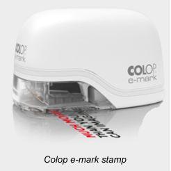 E-Mark Stamp