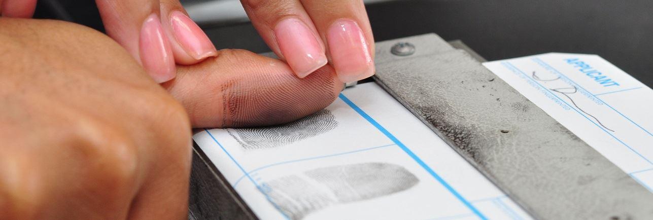 Fingerprint-Pads
