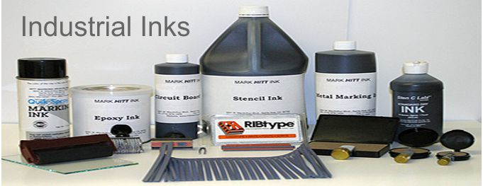Industrial Inks