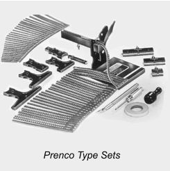 Prenco-Type Marking System