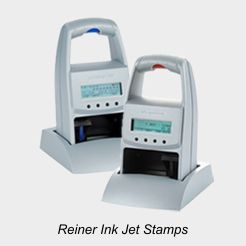 Reiner Electronic Stamps