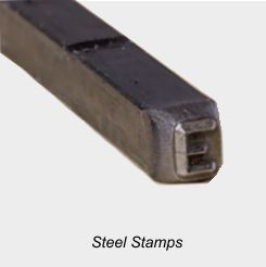 Steel Stamps - Numbering Heads