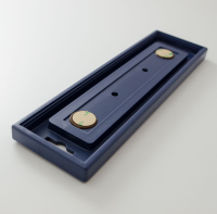 "2"" x 10"" Architectural Plastic Holder"