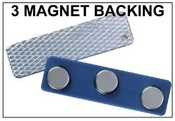 Strong Magnetic Backing Magnet backing for name badges