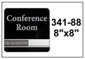 "8""x8"" Aluminum Changeable Message Frame"