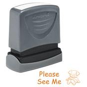 Teacher Stamp Please See Me