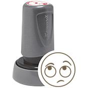 Teacher Stamp Sad Face Emoji