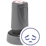 Teacher Stamp Pouting Face Emoji