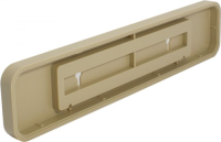 "9120 2""x10"" Architectural Plastic Holder"
