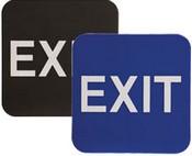 """EXIT Stock ADA Sign, 6""""x6 ADA Stock Signs ada sign requirements ada compliant signs custom ada signs ada guidelines signs ada signs wholesale ada bathroom signs ada signs online ADA Office Signs"""
