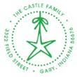 Custom Star Monogram Address Stamp