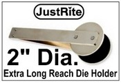 Justrite Extra Long Reach Embosser Insert