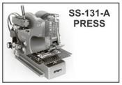 Model 131-A Bench Top Press