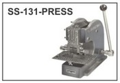 Model 131 Bench Top Press