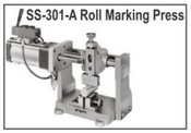 Model 301-A Roll Marking Press