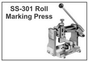 Model 301 Roll Marking Press