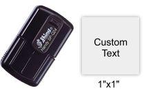Shiny S-Q24 Handy Pocket Stamp