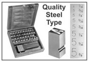 Super Quality Steel Type