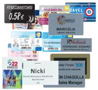 Magic Sublimation Identification Card